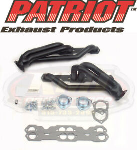 Patriot H8036 Chevy Blazer S10 2wd Small Block Chevy 350 V8 Engine Swap Headers