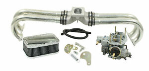 Vw Type 2 4 1700 2000cc Progrgressive Weber Carb Kits 43 0670