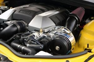 Camaro Ss P1sc1 Procharger Supercharger Complete Ho Intercooled System Ls3 L99