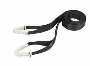 Tow Strap 3 1 2x 17 10 000lbs With Loops Sand Rail Baja Buggy Truck 17 2695