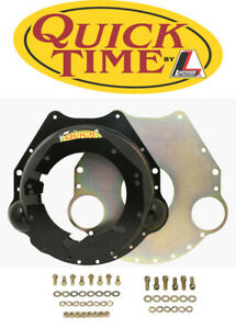 Quick Time Rm 8072 Bellhousing Buick olds poniac V8 Engine To Ls1 t56 Trans Sfi