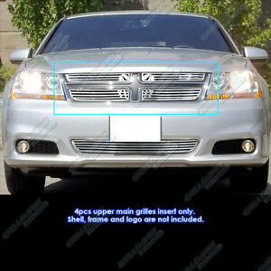 Fits 2011 2013 Dodge Avenger Symbolic Grille Grill Insert