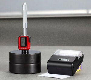 Pen Type Portable Hardness Tester Meter Etipc With Integrated C Impact Device