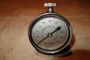 Shore Durometer Type a 2