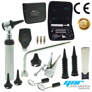 Ynr Nasal Larynx Diagnostic Set Led Ent Opthalmoscope Ophthalmoscope Otoscope