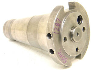 Used Devlieg Microbore Flash change 50 Boring Ring Adapter Th50fc ade 1287 mtp