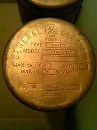 General Electric Fuses