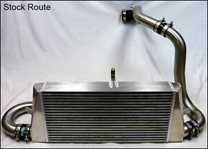 Ets Mitsubishi Evolution 8 9 Stock Route 3 Intercooler Upgrade