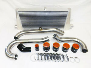 Ets Mitsubishi Evolution 8 9 Short Route 4 Intercooler Kit 2003 2006