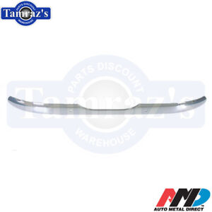54 55 Chevy Gmc Pickup Truck Stepside Rear Bumper 1st Series Chrome Plated Amd