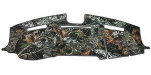 New Mossy Oak Camouflage Tailored Dash Mat Cover Fits 09 2013 Dodge Ram Truck