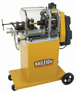 New Baileigh Tn 800 Tube And Pipe Notcher