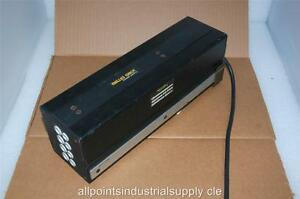 Meles Griot Gas Laser Power Supply 05 lpl 346 Powers Up