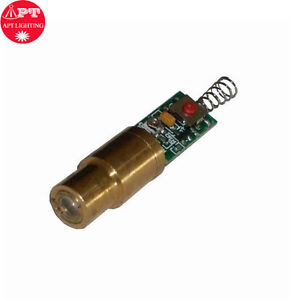 High Quality 200mw Lab 532nm Green Laser Module diode Suitable F Standard Host