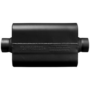 Flowmaster 8325508 50 Series Delta Force Muffler 2 5 Center Inlet center Outlet