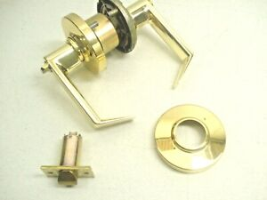 Schlage D44s Rho 605 Privacy hospital Latch brass missing Small Parts G
