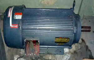 1 Used Us Motors A984a Unimount 125 25 Hp Enclosed High Eff Motor make Offer