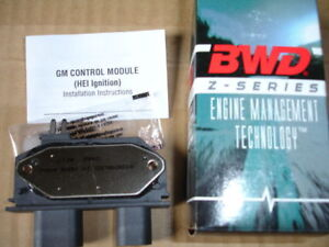 Bwd Chevy Gmc Hei Ignition Control Module Cbe28z New