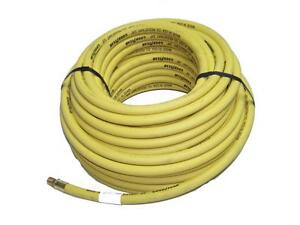 100 Ft 3 8 Continental Air Rubber Hose For Air Compressor