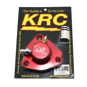 Krc 7100 Powerglide Transmission Lock up Push Start Kluhsman Racing Components