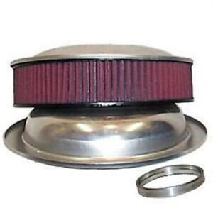 Air Cleaner Kit Sure Seal Air Filter Aluminum 14 X 4 Washable Imca Dirt Modified