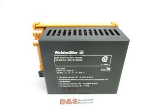 Weidmuller 991748 Power Supply 115 230vac in 24vdc out