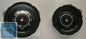 1968 69 Oldsmobile Cutlass 442 Rally Pack Tach Clock