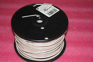 Encore Wire 500 Ft 14 Awg Thhn White Solid Copper Bldg Wire 600v New Free Ship