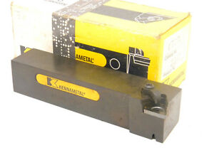 New Kennametal Carbide Insert Turning Tool Holder Ktgpl 204d 1 25 shank Tpg432