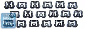 1973 77 Gm A Body Front Windshield Molding Clip Kit 16 Pieces