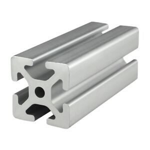 8020 T Slot 40mm X 40mm Aluminum Extrusion 40 Series 40 4040 X 1830mm N