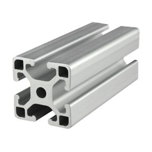 8020 Inc T slot 40mm X 40mm Aluminum Extrusion 40 Series 40 4040 lite X 1525mm N