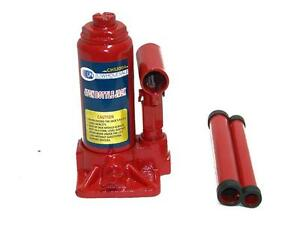 4 Ton Hydraulic Bottle Jack Car Repair Tools