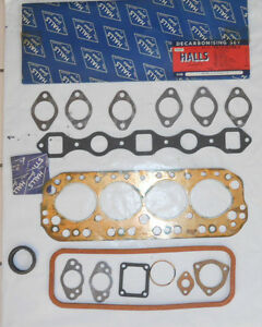 Nos Halls Cylinder Head Gasket Set For Mga 1600 And Mga 1622