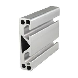 80 20 Inc T slot 80mm X 20mm Aluminum Extrusion 40 Series 40 8020 X 1830mm N