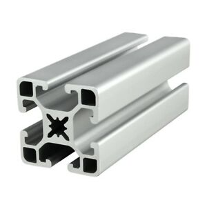 80 20 Inc T slot Ultra Light Aluminum Extrusion 40 Series 40 4040 ul X 2440mm N