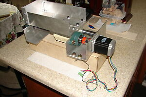 Cnc 4 Travel Z Axis With Stepper Motor Drive