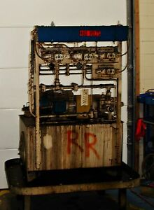 Hydraulic Power Supply Unit 10hp 15228lr