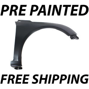 New Painted To Match Passengers Front Right Rh Fender For 2011 2015 Chevy Cruze