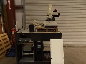Enraf Nonius X ray Laser System Cad4 Single Crystal Fr590 Diffractometer