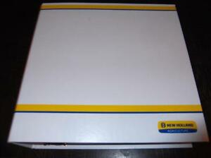 New Holland Boomer 40 Boomer 50 Compact Tractor Service Manual