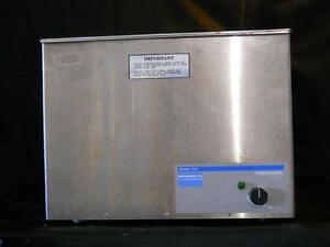 Vwr Scientific Aquasonic Ultrasonic Cleaner Model 750t for Parts Cat 21811 832