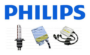 Philips Hid Xenon Conversion Kit With Canbus Ballast H1 H3 H4 H7 H11 9005 9006