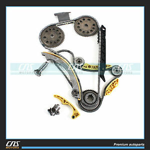 Timing Chain Balance Shaft Kit For 00 11 Chevrolet Saturn Pontiac 2 0l 2 2l 2 4l