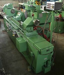 Newall Churchhill Butler Universal Cylindrical Grinder 20 X 65 Od Grinder 5814