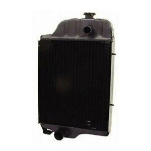 At20849 Radiator For John Deere 820 830 920 1020 1030 1120 1130 1530