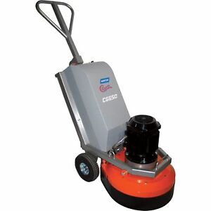 Norton Concrete Floor Grinder polisher 5 4 Hp cg650