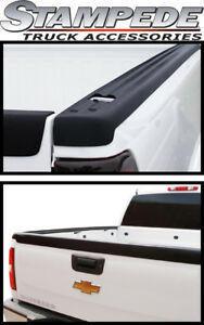 Stampede Ribbed Bed Rails Tailgate Cap W Holes 99 06 Chevy Gmc Pickup 8 Bed