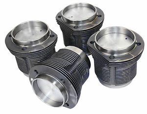 Vw Air Cooled Mahle Forged Piston Cyl Set 92mm X 69mm Stroke 98 1992 b