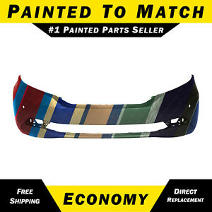 New Painted To Match Front Bumper Cover For 2011 2013 Honda Odyssey W Park Ast